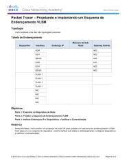 8.2.1.4 Packet Tracer - Designing and Implementing a VLSM Addressing Scheme.pdf