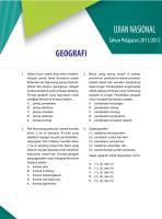 Soal dan Pembahasan UN Geografi SMA IPS 2011-2012.pdf