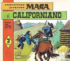 El californiano 03 (Ed. Maga 1965) by  AROJOJASO y Balrog[CRG].cbr