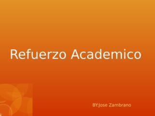 Refuerzo Academico.pptx