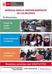 AFICHE-MÓDULOS PARA EL EMPODERAMIENTO DE LA MUJER.pdf
