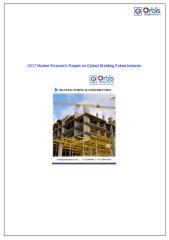 Global Welding Robot Market Outlook 2017-2022.pdf