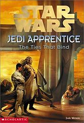 Star Wars - 034 - Jedi Apprentice 14 - The Ties that Bind - Jude Watson.epub