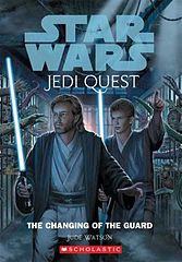 Star Wars - 074 - Jedi Quest 08 - The Changing of the Guard - Jude Watson.epub