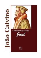 joão calvino - comentário sobre joel.pdf