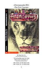Alternamorphs #01. First Journey.pdf