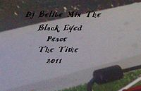 Copy of BLACK EYED PEACE  - TheTime (The Dirty Bit) 2011.mp3