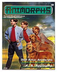21. Duel antar animorphs - K.A. Applegate.epub
