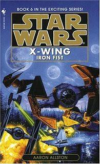 Star Wars - 224 - X-Wing 06 - Iron Fist - Aaron Allston.epub