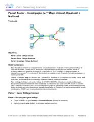 7.1.3.8 Packet Tracer - Investigate Unicast, Broadcast, and Multicast Traffic.pdf