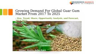 Guar Gum Market.pptx