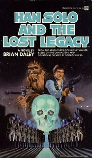 Star Wars - 142 - Han Solo and the Lost Legacy - Brian Daley.epub