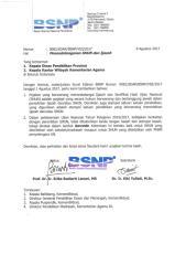 (0082) Surat Edaran BSNP - Penandatanganan SHUN dan Ijazah.pdf