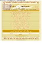 yusuf al qaradhawy - kumpulan fatwa al qardhawi.pdf