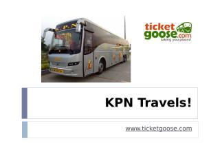 KPN Travels!.ppt