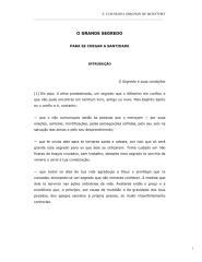 O Segredo de Maria - São Luis Maria Grignon de Montfort.pdf