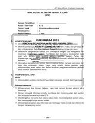 6 RPP Tema Kesehatan Masyarakat kelas 6 semester 2.docx