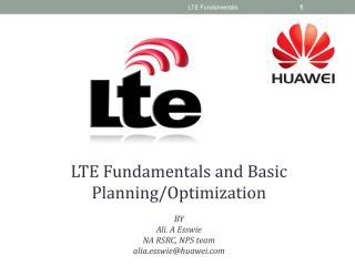 LTE Fundamentals and Basic Planning Optimization_Day3.pdf