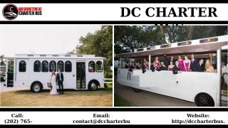 Worthy Charter Bus rental of DC for Your Wedding Road Trip.pptx