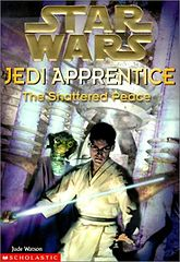 Star Wars - 029 - Jedi Apprentice 10 - The Shattered Peace - Jude Watson.epub