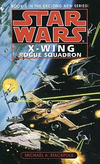 Star Wars - 219 - X-Wing 01 - Rogue Squadron - Michael A. Stackpole.epub