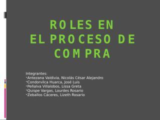 Grupo 3 - Roles en el Proceso de Compra.pptx