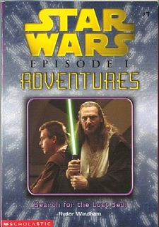 Star Wars - 043 - Episode 1 Adventures 01 - Search for the Lost Jedi - Ryder Windham.epub